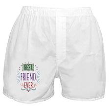 Best Friend Ever Boxer Shorts