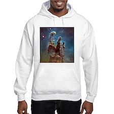 Pillars of Creation 2015 Eagle Nebula Hoodie