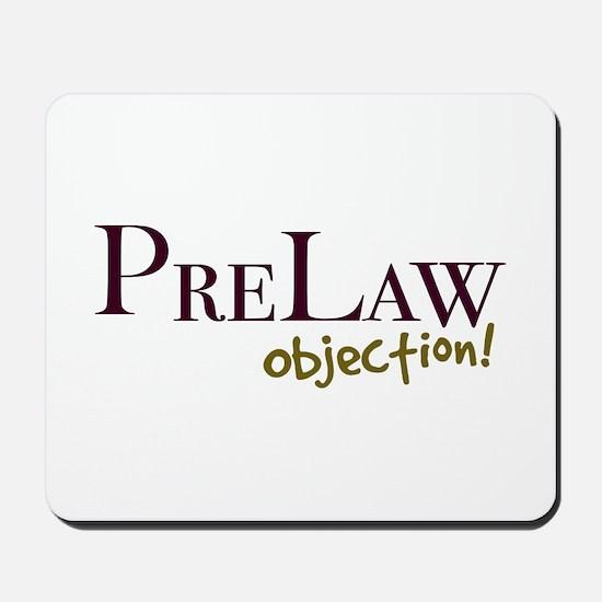 Objection! Mousepad