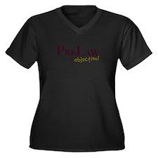 Objection! Plus Size T-Shirt