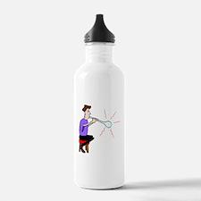 Glass Blower Water Bottle