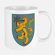 Alderney Coat of Arms Mug