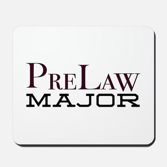 PreLaw Major Mousepad
