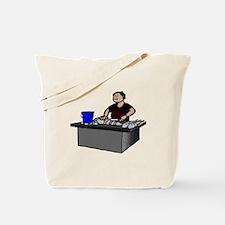 Fishmonger Tote Bag