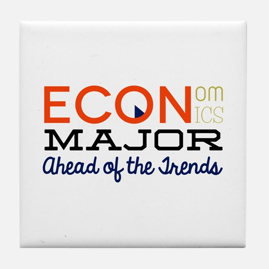 Ahead Of The Trends Tile Coaster