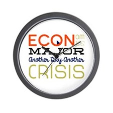 Another Crisis Wall Clock
