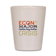 Another Crisis Shot Glass