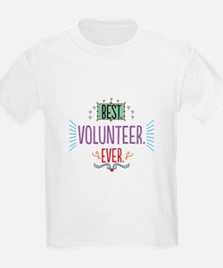 Best Volunteer Ever T-Shirt