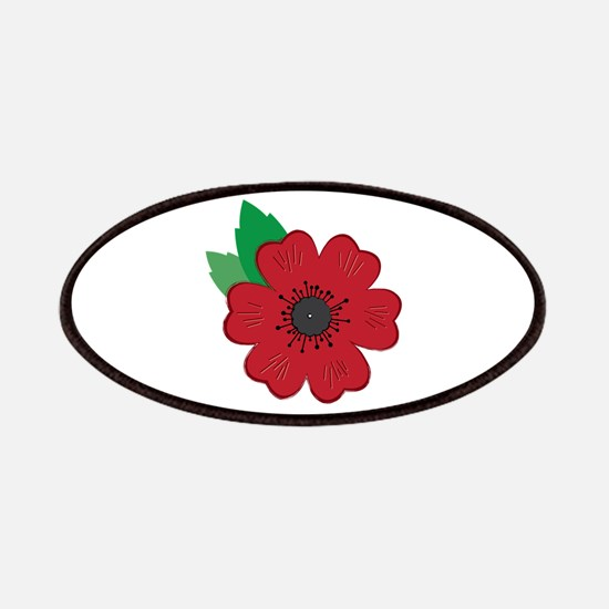 Remembrance Day Poppy Patches