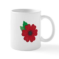 Remembrance Day Poppy Mugs