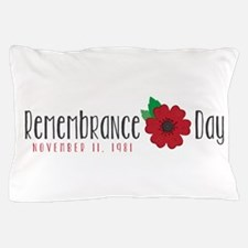 Remembrance day Pillow Case