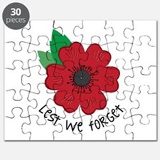 Lest we forget Puzzle