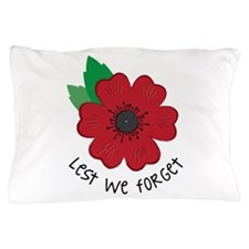 Lest we forget Pillow Case
