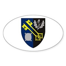 Surrey County Council COA Oval Decal