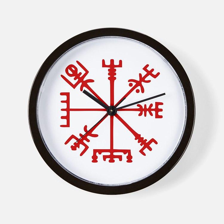 viking compass clocks viking compass wall clocks large