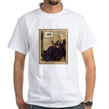 Whistler Mother & Dachshund Pair Shirt