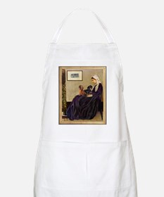 Whistler Mother & Dachshund Pair BBQ Apron