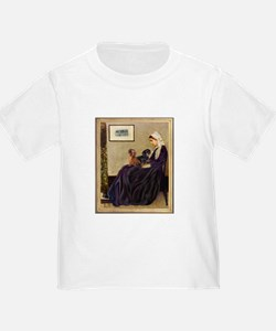 Whistler Mother & Dachshund T