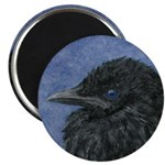 Baby Crow Magnet