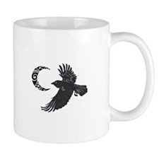 RAVEN AND MOON Mugs