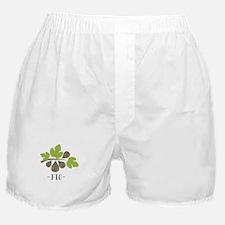 Fig Boxer Shorts