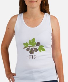 Fig Tank Top