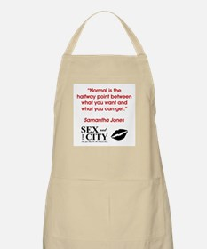NORMAL IS... Apron