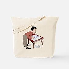 Fashion Designer Tote Bag