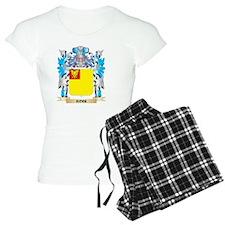Kobi Coat of Arms - Family  Pajamas