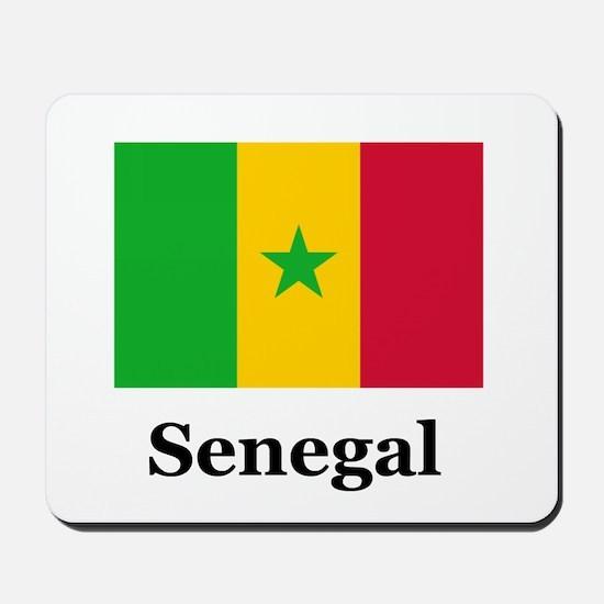 Senegalese Heritage Senegal Mousepad