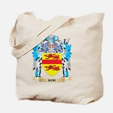 Kok Coat of Arms - Family Crest Tote Bag