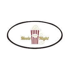Movie Night Popcorn Patches