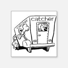 Dog Catcher Sticker