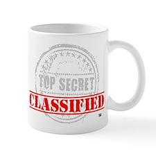 Classified Mind Mugs