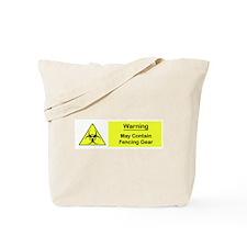 iFence / Biohazard - Tote Bag