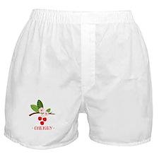 Cherry Boxer Shorts