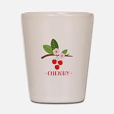 Cherry Shot Glass
