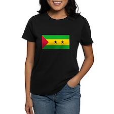 Sao Tomean Flag Sao Tome Tee