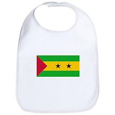 Sao Tomean Flag Sao Tome Bib