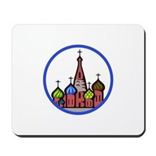ST BASILS CATHEDRAL Mousepad