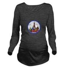 ST BASILS CATHEDRAL Long Sleeve Maternity T-Shirt