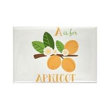 A Is For Apricot Magnets