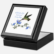 CELEBRATE LIFE Keepsake Box
