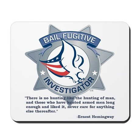 Are you a Bail Agent or are you a Mouse-pad?