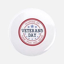 "Honor those who served 3.5"" Button (100 pack)"