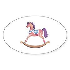 ROCKING HORSE Decal