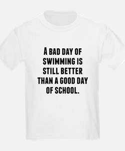 A Bad Day Of Swimming T-Shirt