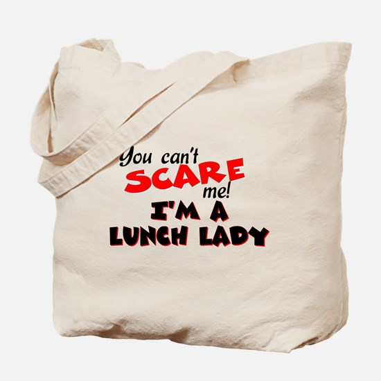 Lunch Lady Tote Bag
