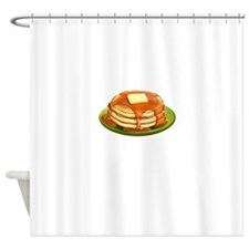 Stack of Pancakes Shower Curtain