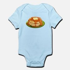 Stack of Pancakes Body Suit